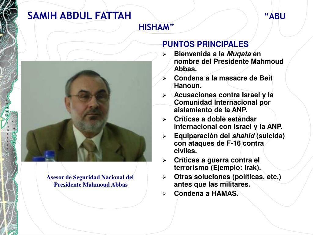 SAMIH ABDUL FATTAH