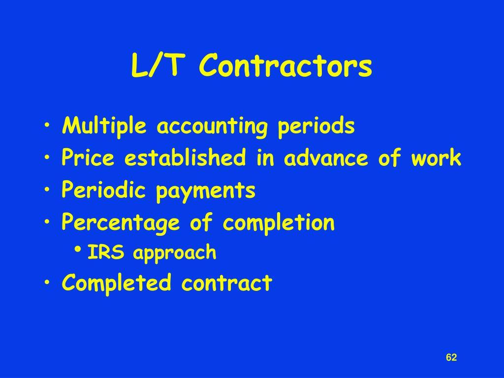 L/T Contractors