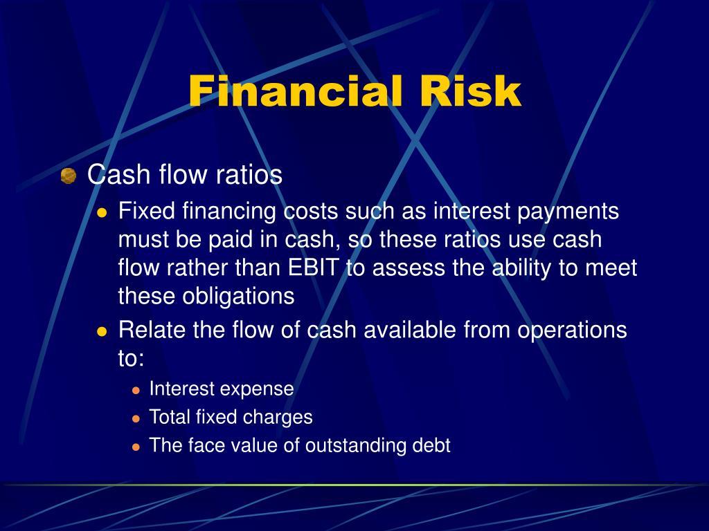 Financial Risk