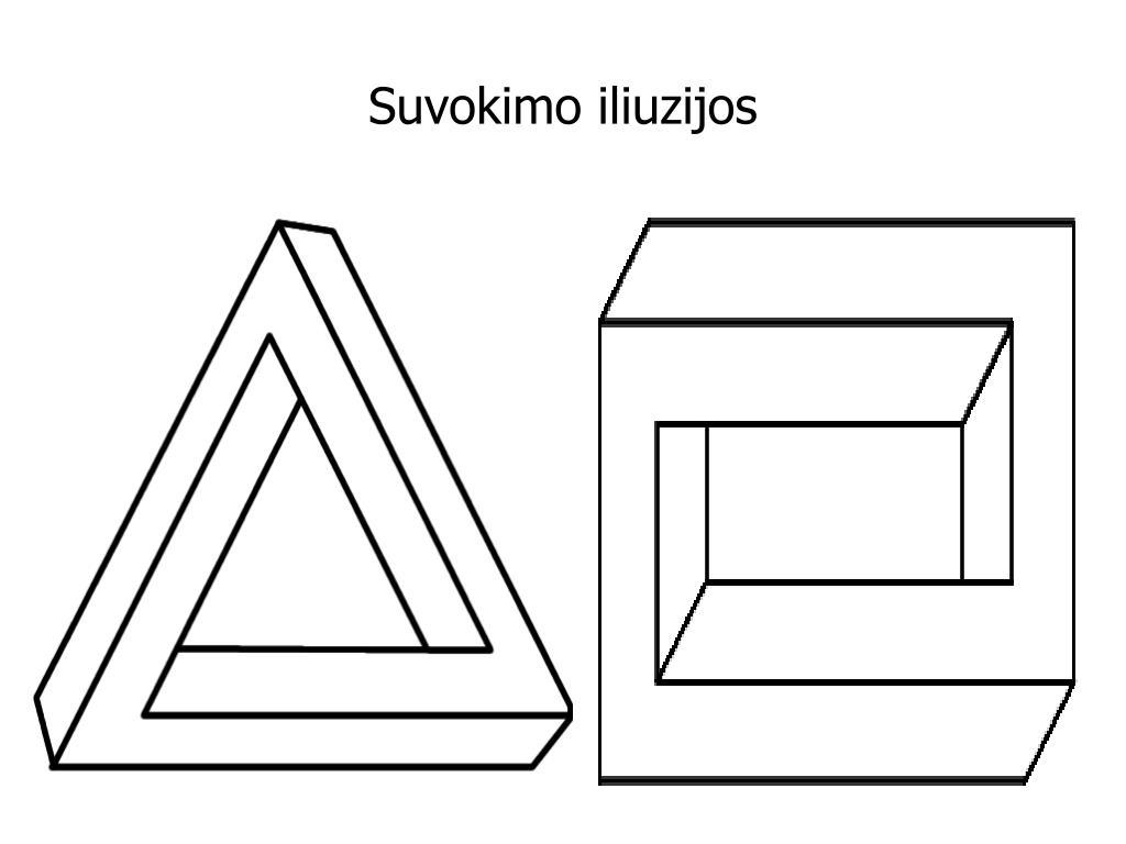 Suvokimo iliuzijos