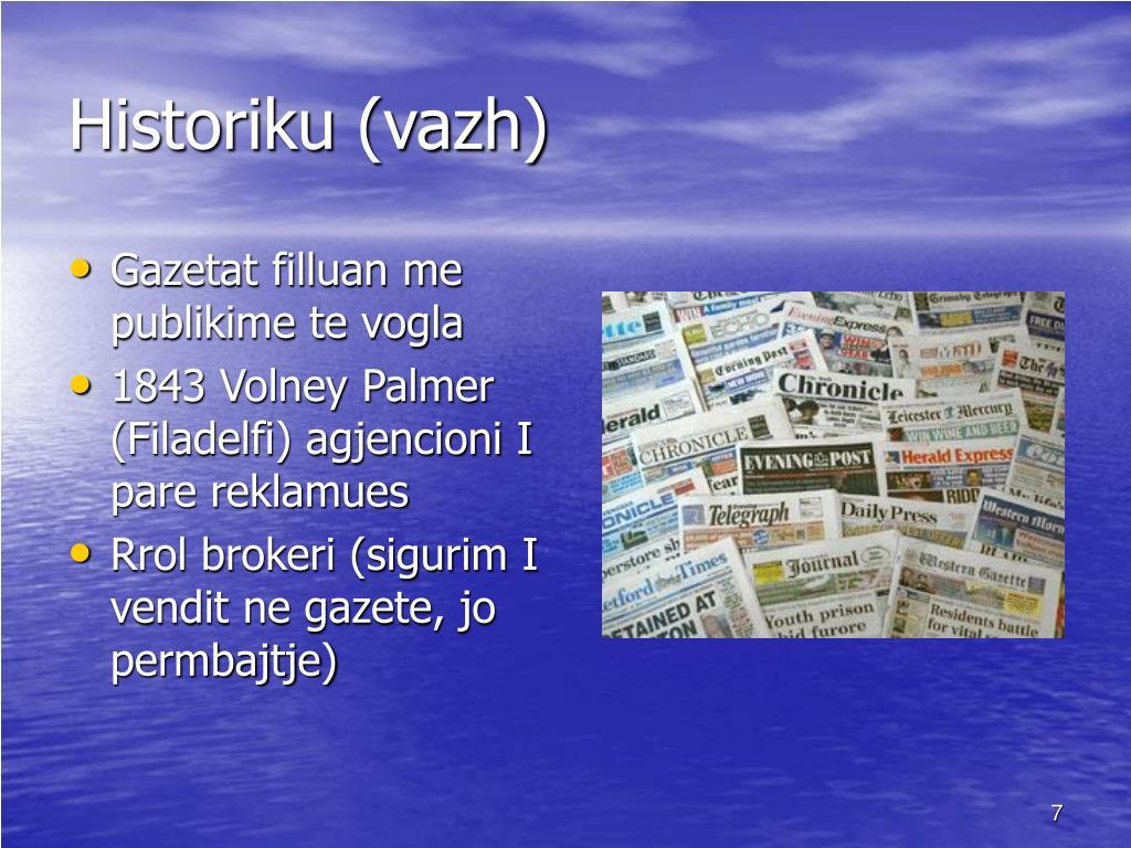 Historiku (vazh)