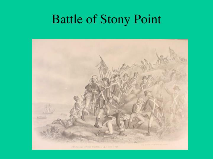 Battle of Stony Point