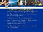 aims of collaborative