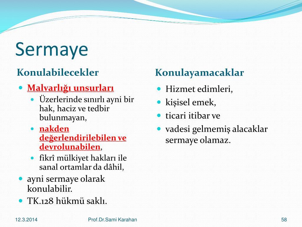 Sermaye