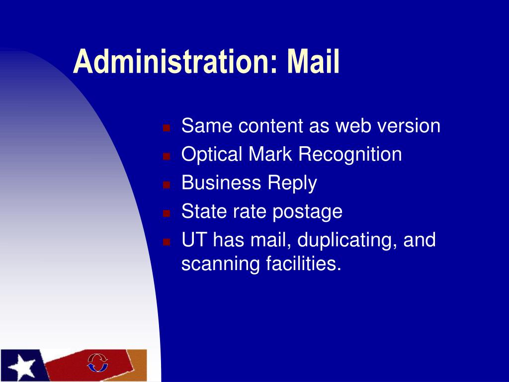 Administration: Mail