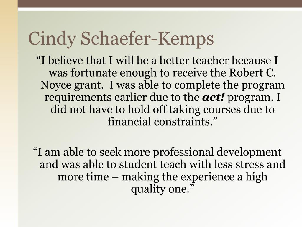 Cindy Schaefer-Kemps