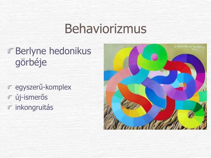 Behaviorizmus