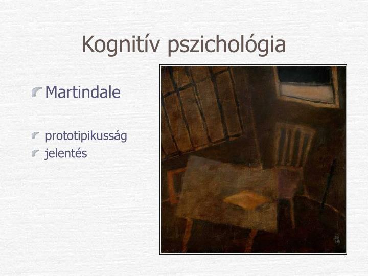 Kognitív pszichológia