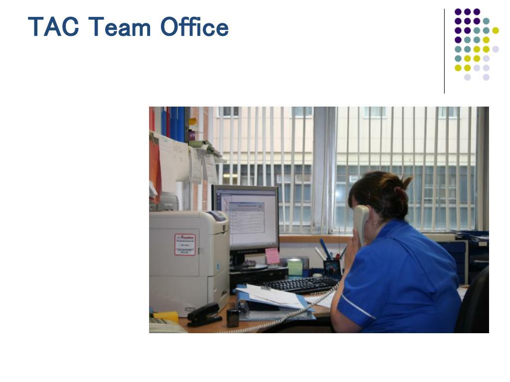TAC Team Office