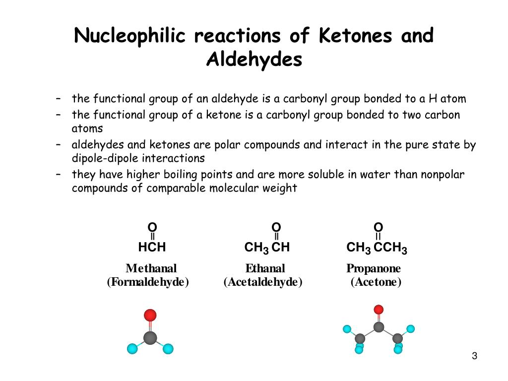 reactions of aldehydes and ketones essay In this lesson we will look at reactions that aldehydes and ketones under-go  these reaction include oxidation into carboxylic acids, reduction.