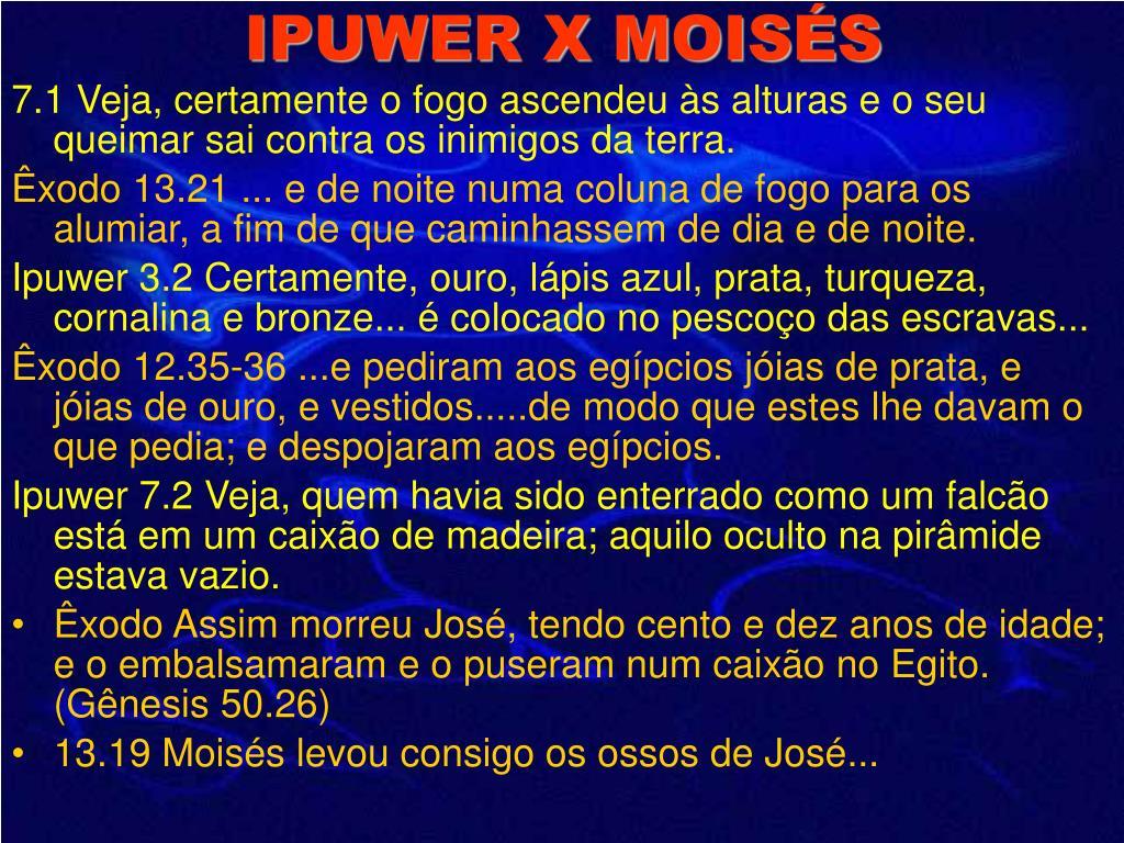 IPUWER X MOISÉS