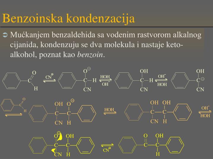 Benzoinska kondenzacija