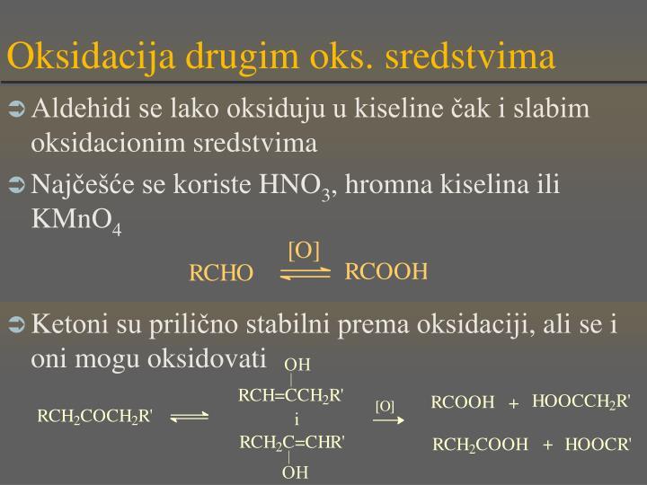 Oksidacija d