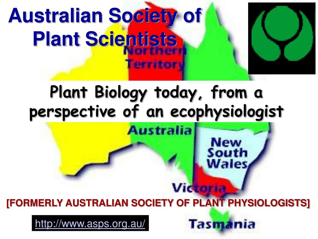 Australian Society of Plant Scientists