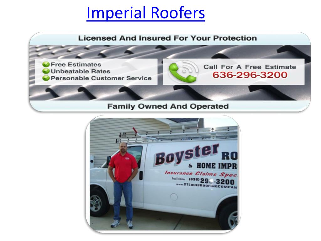 Imperial Roofers