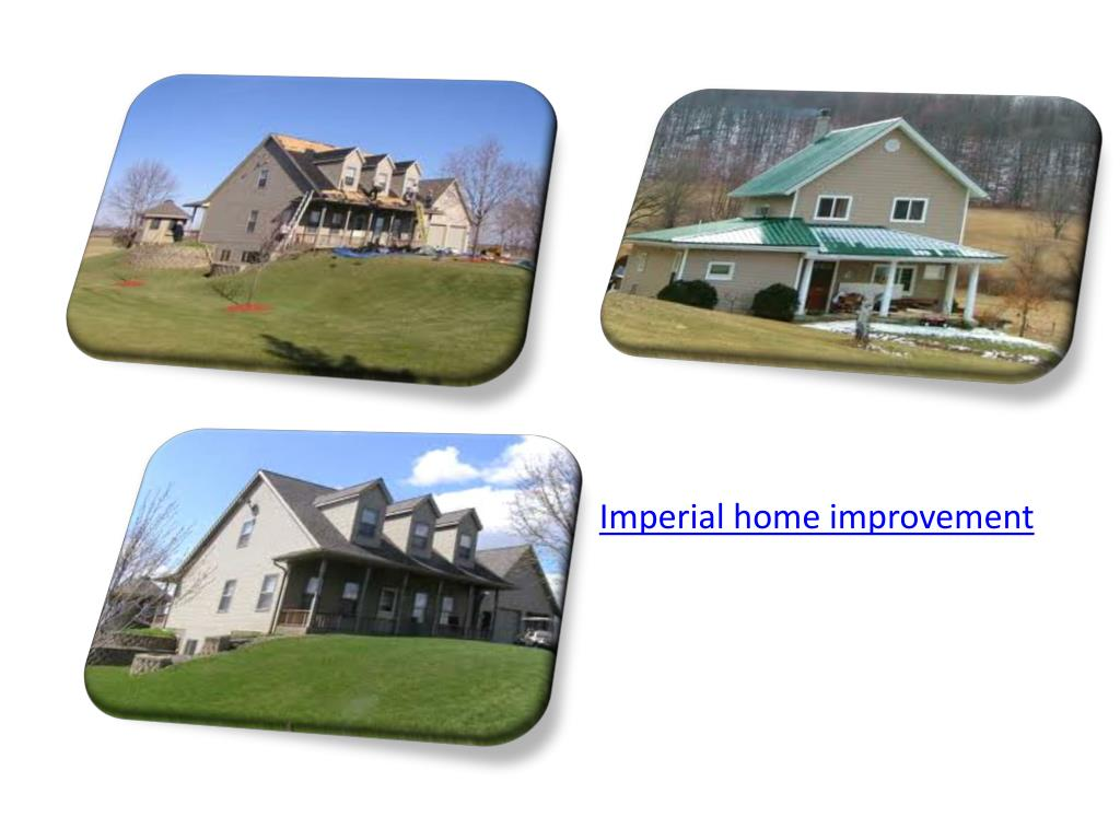 Imperial home improvement