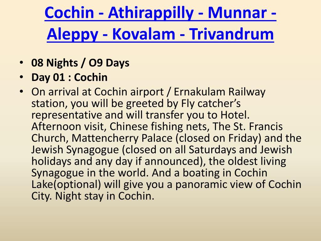 Cochin -