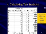 4 calculating test statistics20