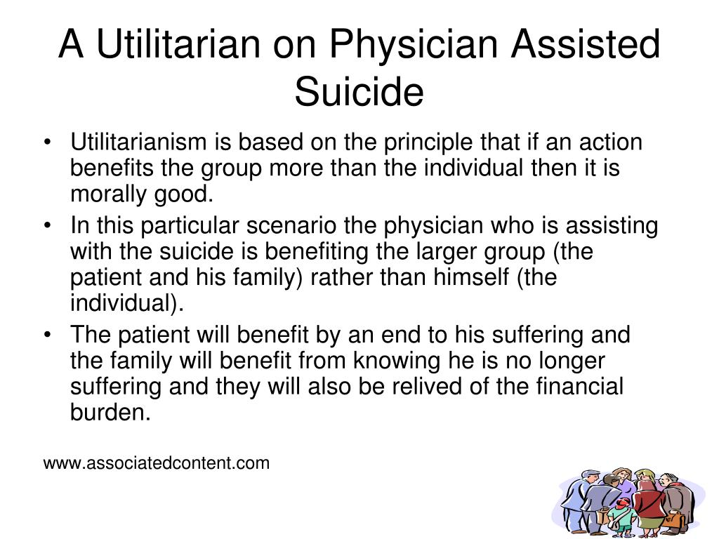 good thesis for physician assisted suicide Euthanasia thesis statement | thesis statement on illegal euthanasia thesis statement writingthesis on euthanasia ethics, statistics, reasons, issues & facts pros and cons of euthanasiaeuthanasia - thesisthesis statement in terms of morality, it is important to consider the legality of euthanasia and physicians assisted suicidewhat would be a good thesis.