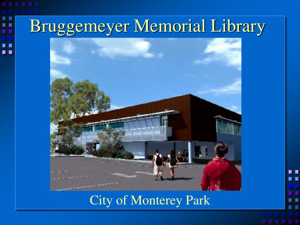 Bruggemeyer Memorial Library