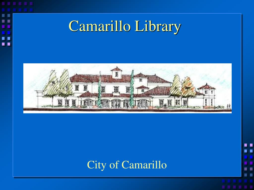 Camarillo Library