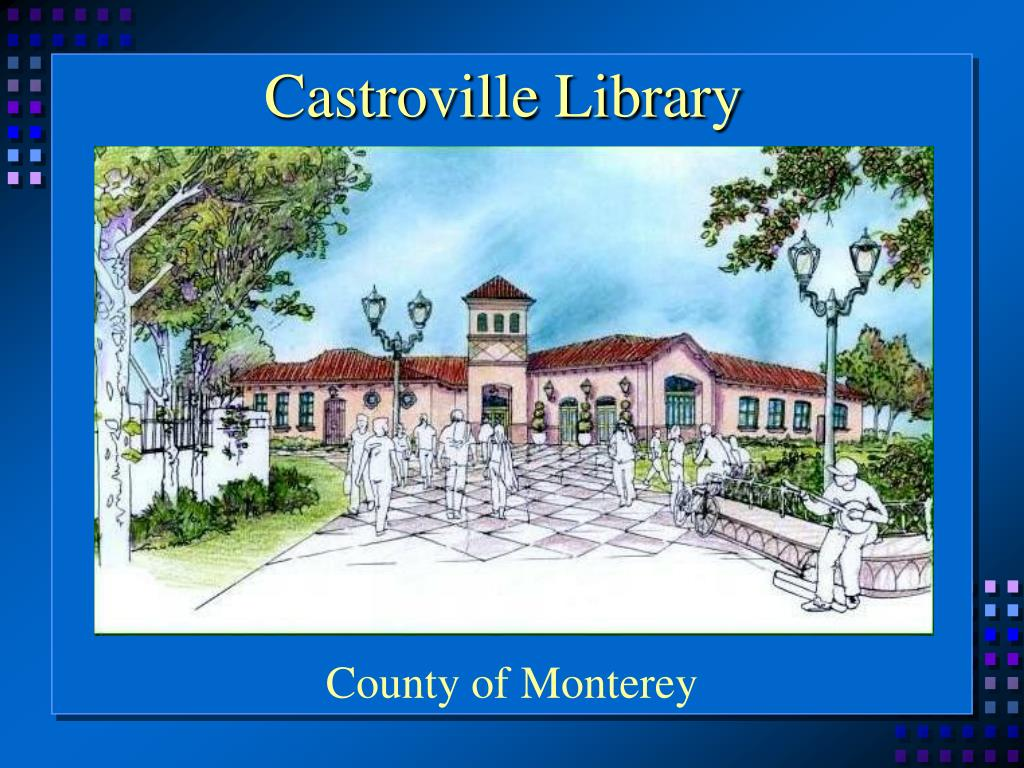 Castroville Library
