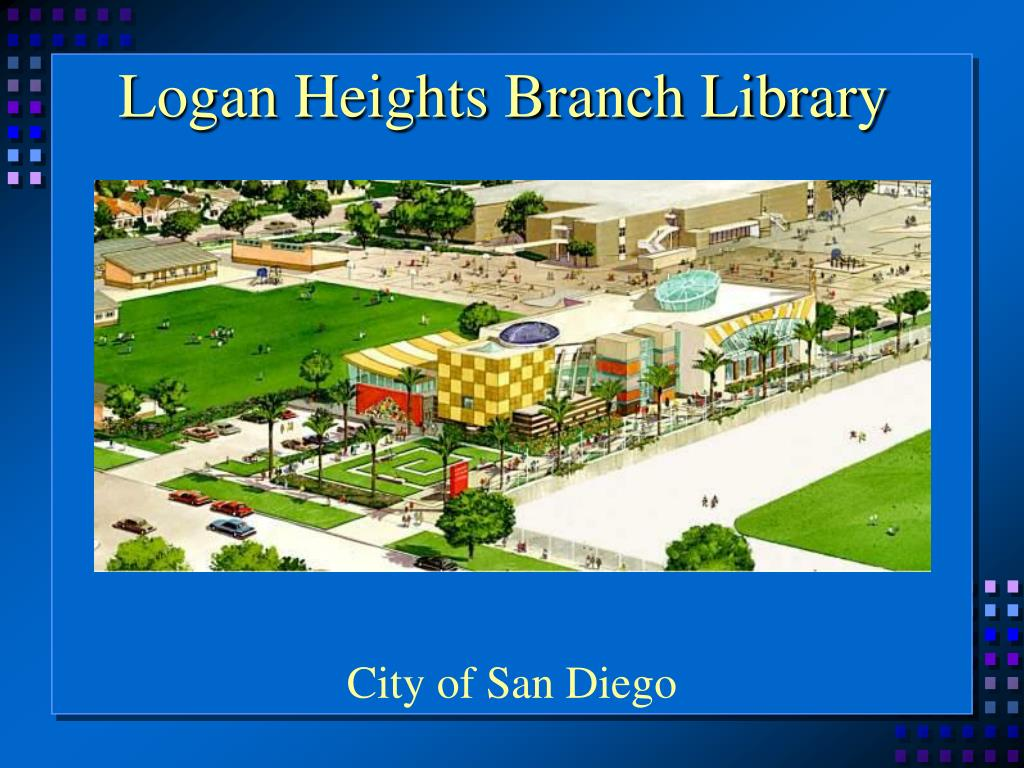 Logan Heights Branch Library