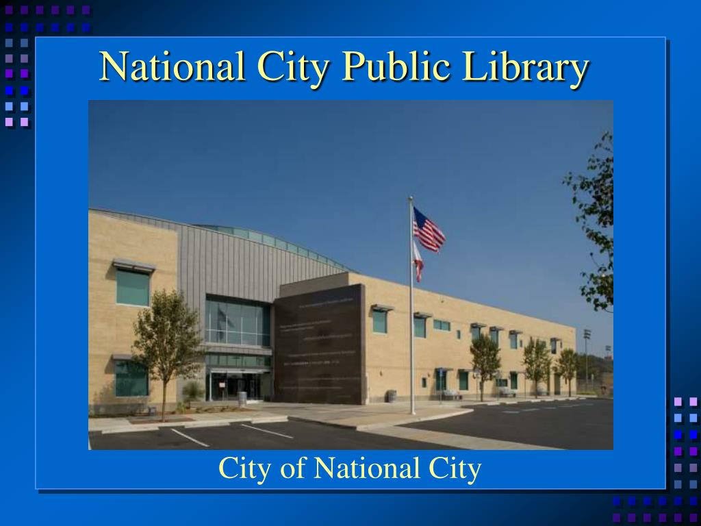 National City Public Library