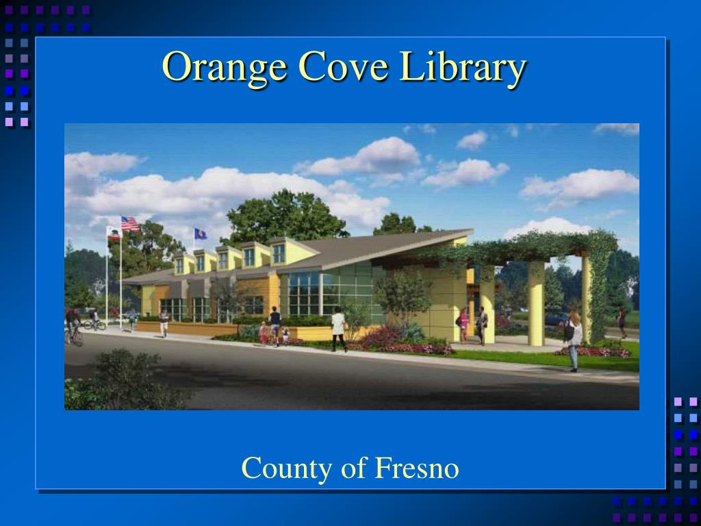Orange Cove Library