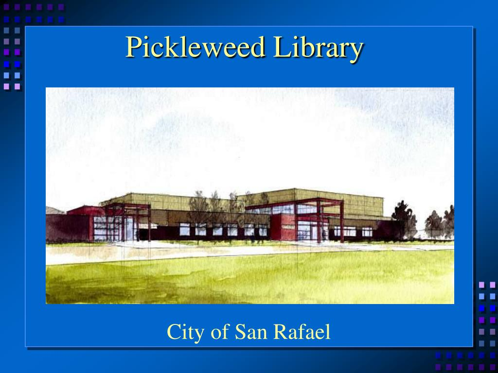 Pickleweed Library