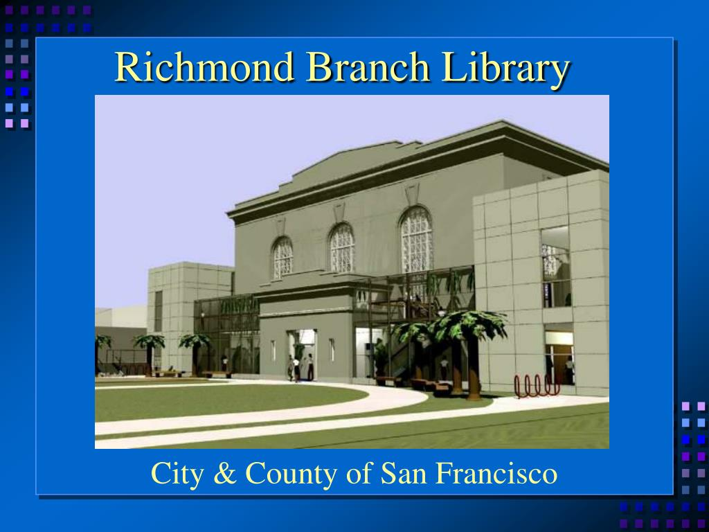Richmond Branch Library