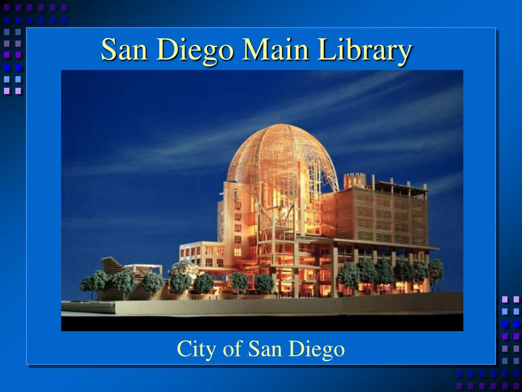 San Diego Main Library
