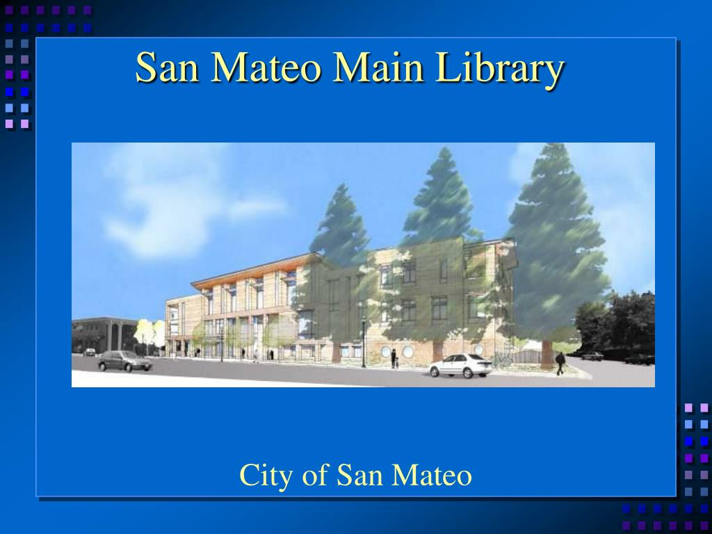 San Mateo Main Library