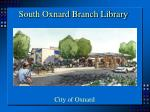 south oxnard branch library