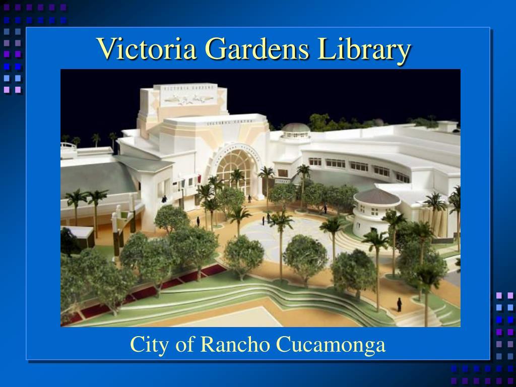 Victoria Gardens Library