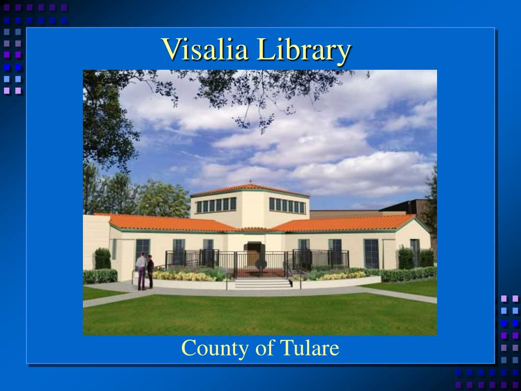 Visalia Library