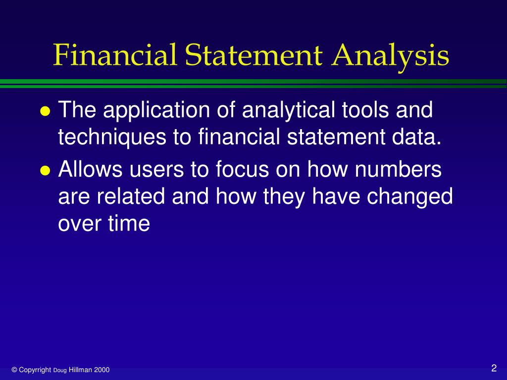 interpretation of financial statements Financial statements capture and report on four key business activities: planning, financing, investing, and operating activities to intelligently understand, analyze, and interpret financial statements you must look for the right information, know where to locate it, and then act swiftly on the findings.