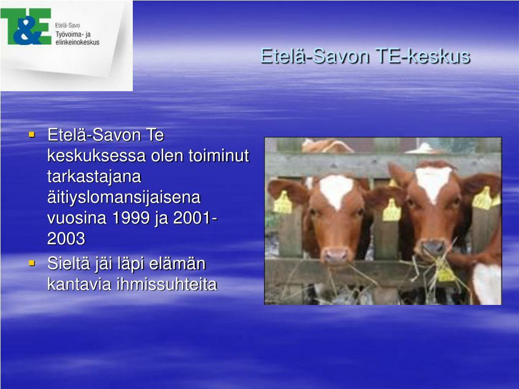 PPT - Vapaamuotoinen CV, Kirsi Paasonen PowerPoint Presentation - ID:414138
