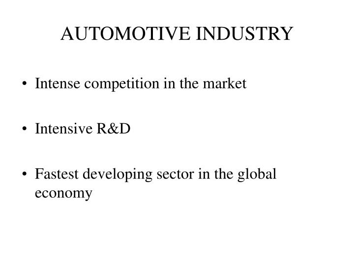 Automotive industry3