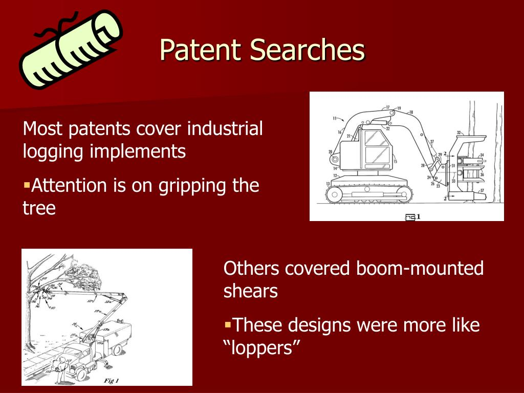 Patent Searches