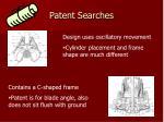 patent searches14