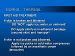 burns thermal11