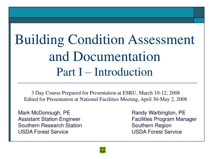 Building condition assessment and documentation part i introduction l.jpg