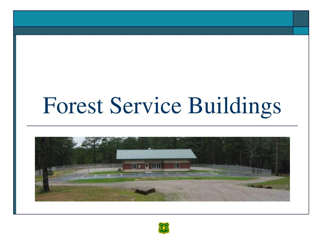 Forest Service Buildings