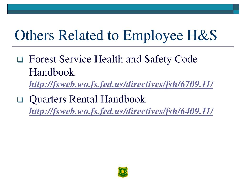 Others Related to Employee H&S