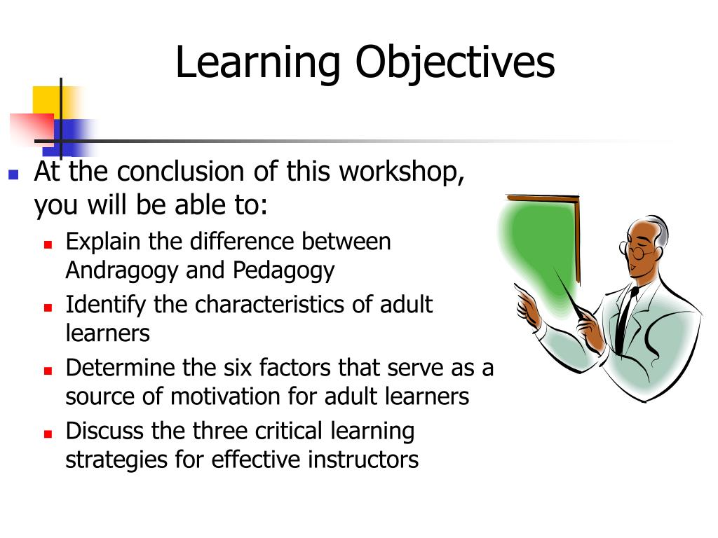 Learning strategies + adult learners