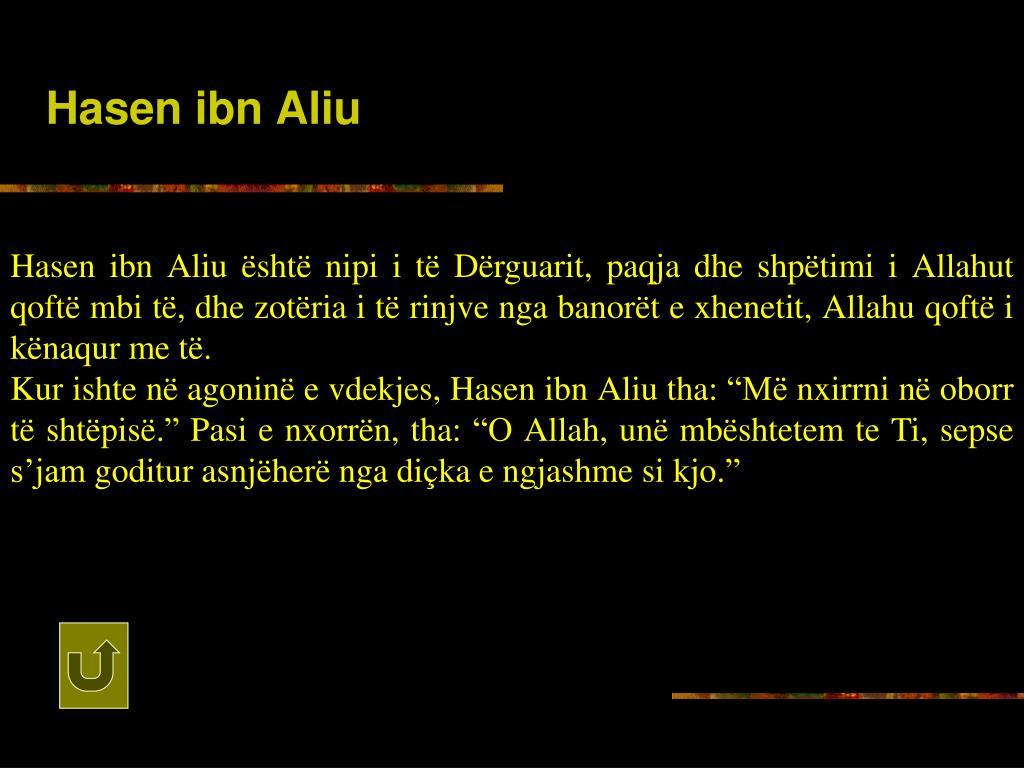 Hasen ibn Aliu
