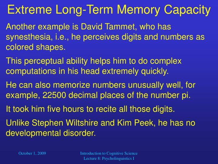 Extreme long term memory capacity2 l.jpg