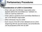 parliamentary procedures33