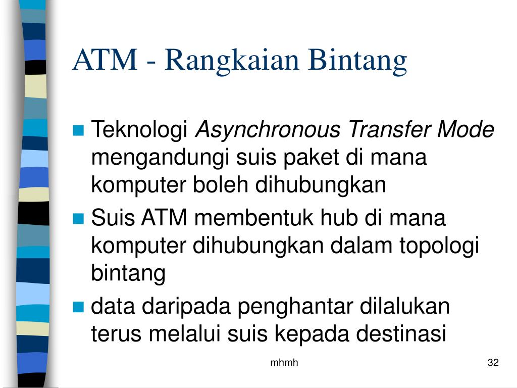 ATM - Rangkaian Bintang